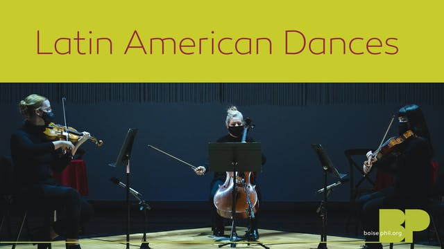 Latin American Dances - Part 2
