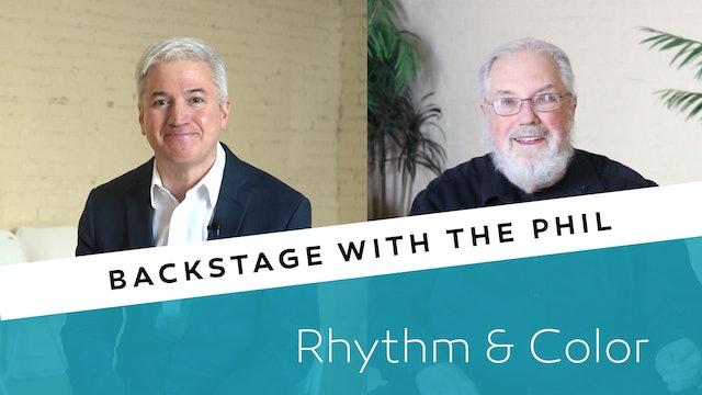 Backstage - Rhythm & Color