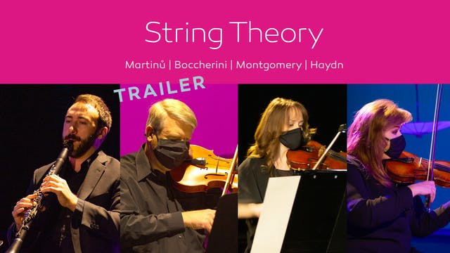 Trailer - String Theory