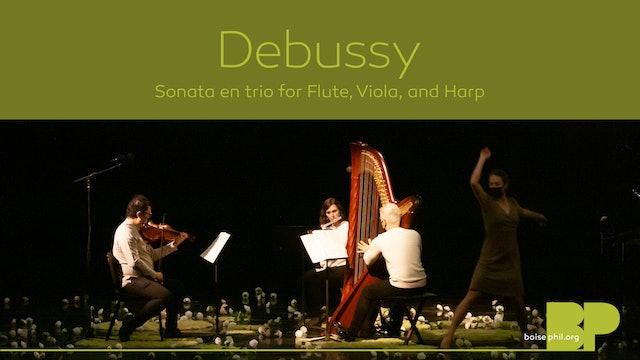 Debussy: Sonate en trio, L. 145 (137)