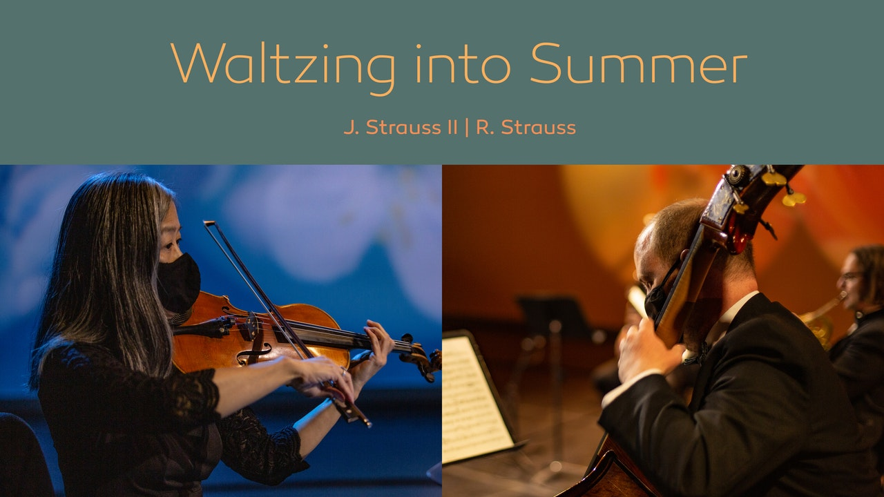 Waltzing into Summer