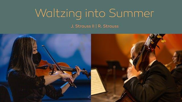 Waltzing into Summer - Trailer