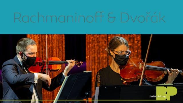 Rachmaninoff & Dvořák - Part 2