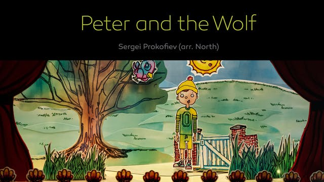 Peter and the Wolf: A Puppet Show