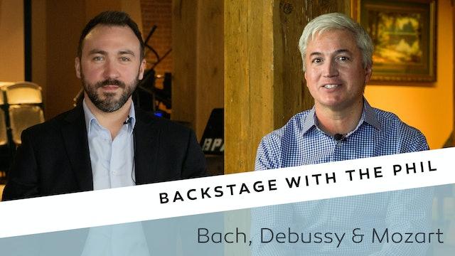 Backstage - Bach, Debussy & Mozart