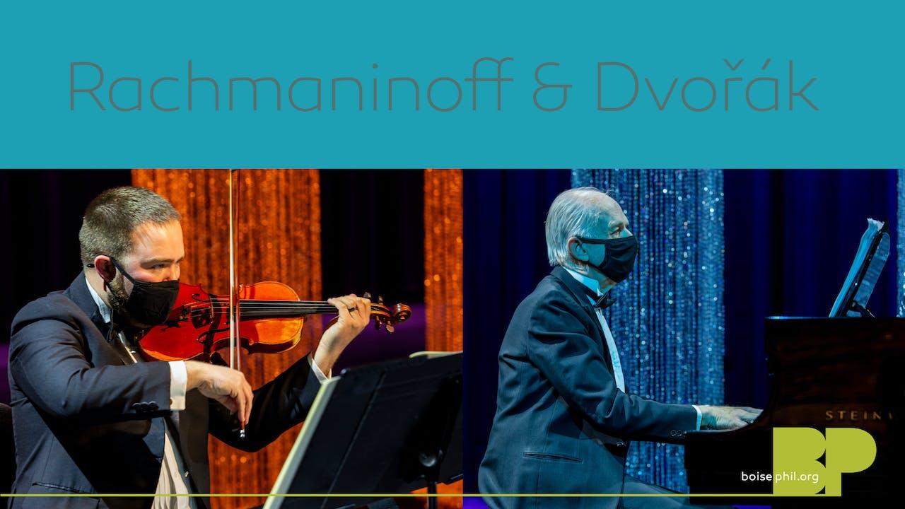Rachmaninoff & Dvořák