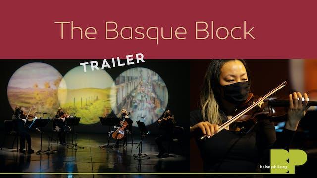 Trailer - The Basque Block