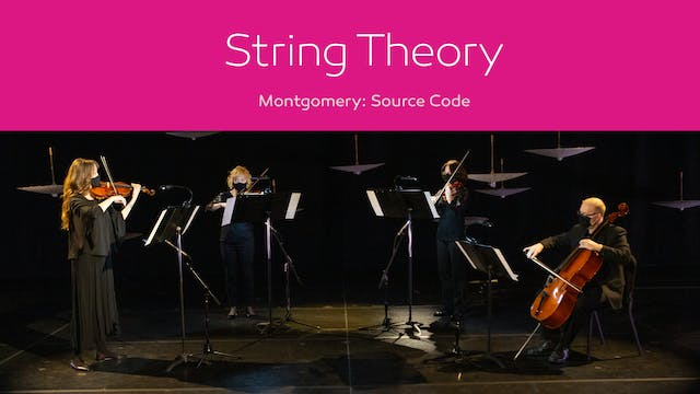 String Theory - Montgomery
