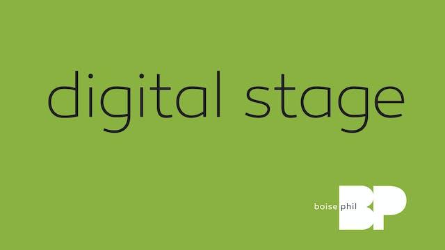 Digital Stage Subscription