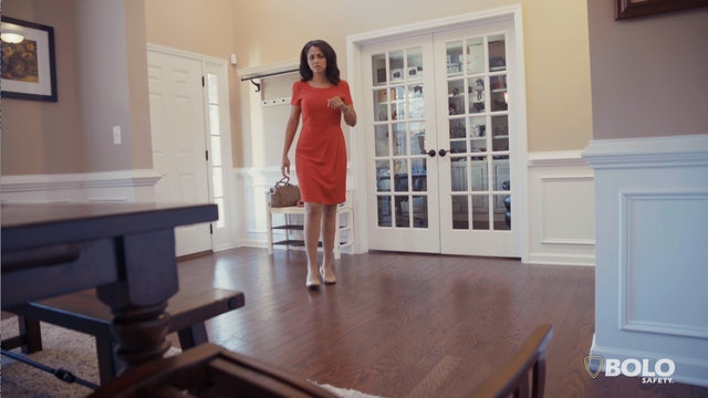 Home e03: Entering Your Home - Awareness