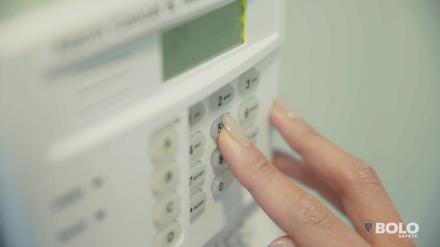 Home e08:  Home Security Systems - Awareness