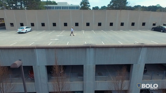 Public Places 04:  Parking Garage Safety