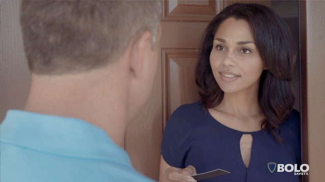 Home e06:  Answering the Door - Awareness