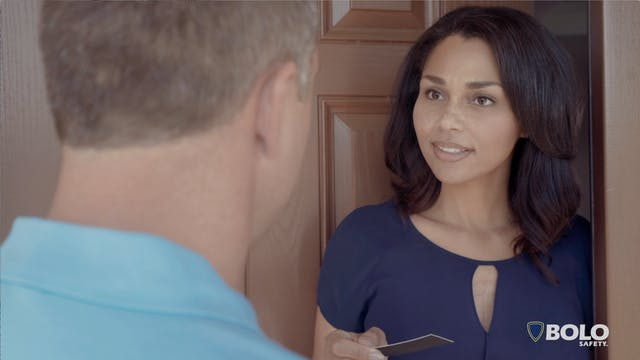 Home e06:  Answering the Door - Aware...