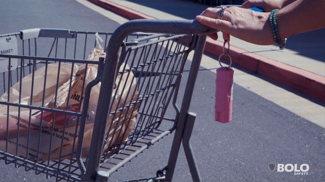 Public Places e02:  Malls & Grocery Stores -  Avoidance