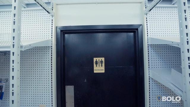 Public Places e08:  Public Restrooms - Awareness