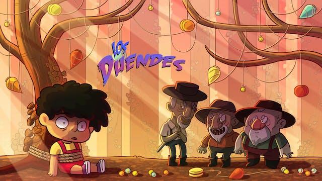 Tremendas Leyendas - E4: Los duendes