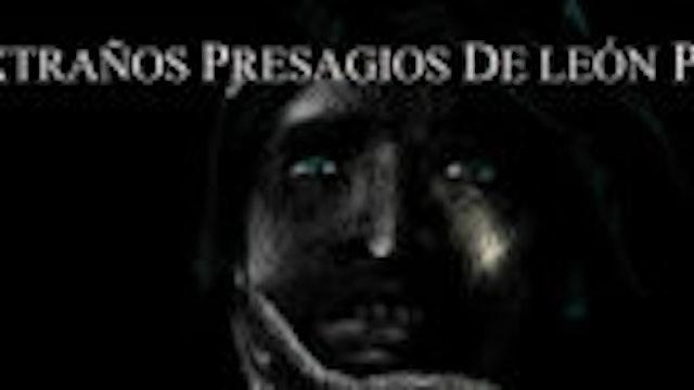 Festival enSerio - Mejor largometraje de animación -Los presagios de León Prozak