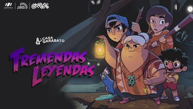 Tremendas Leyendas - Trailer