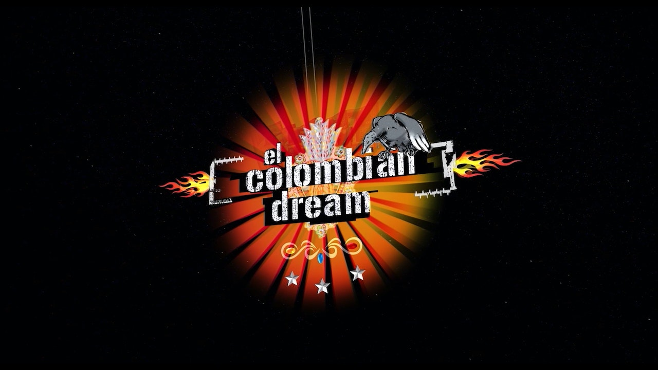 El Colombian Dream - Largometraje