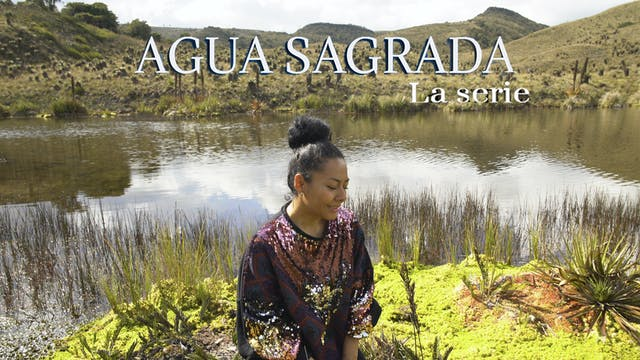 Agua Sagrada - Serie