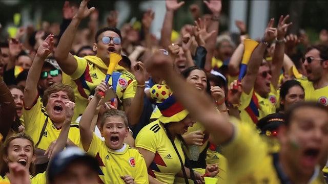 La Epopeya del fútbol - Cortometraje Documental