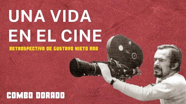 Una Vida en el Cine - Combo Dorado