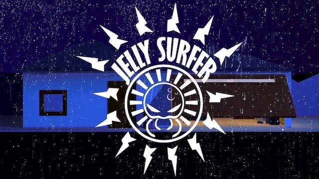 Jelly surfer - Cortometraje