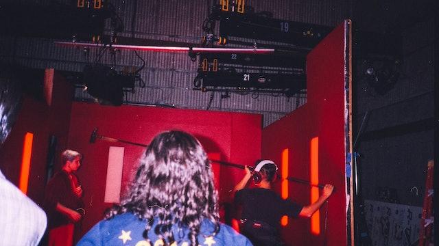 Making-of - Pasajeros en trance