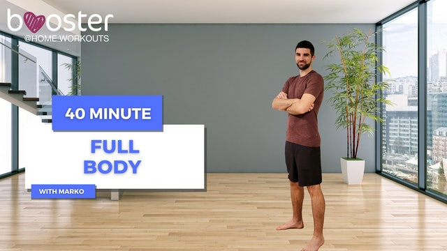 Full body workout in bright flat in Singapore