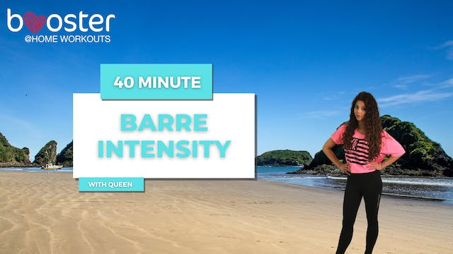 40' Barre Intensity on a Chiloe Archi...