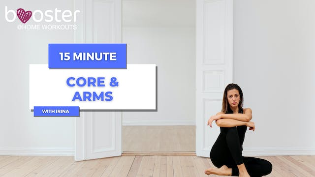 15' core and arms challenge in Oslo