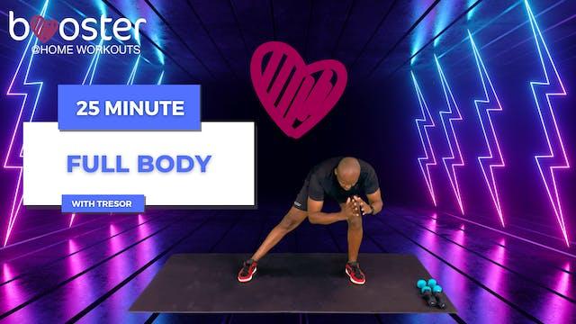 25' Full Body Training in a lightning club