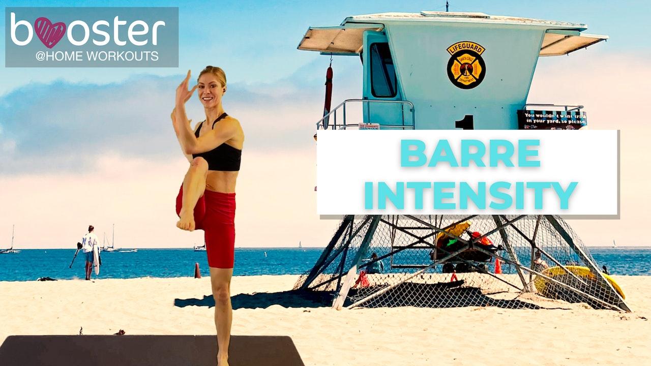 Barre Intensity