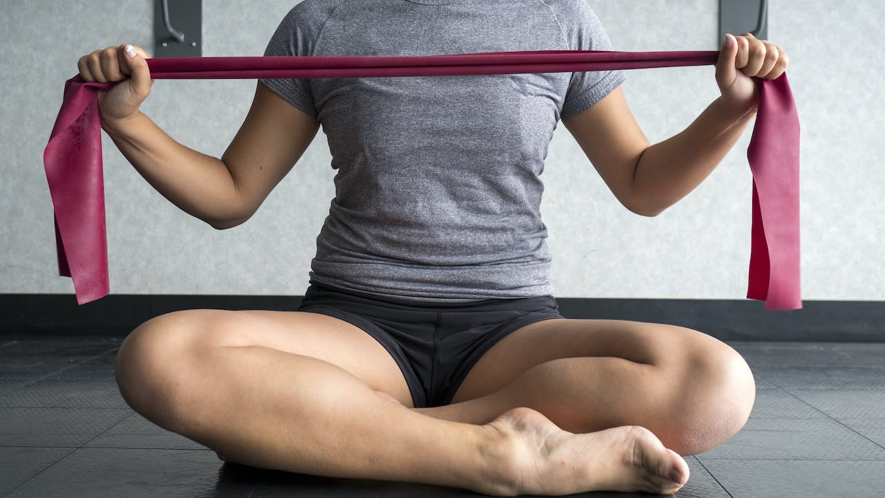 Theraband Upper Body Workout