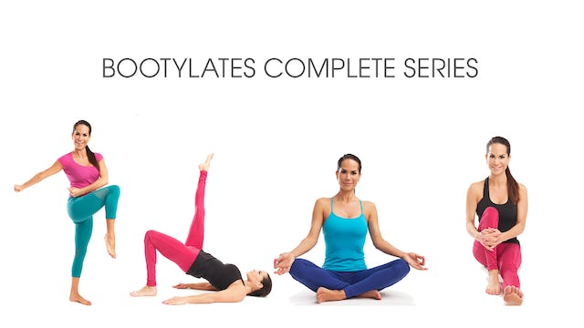 Bootylates Complete Series