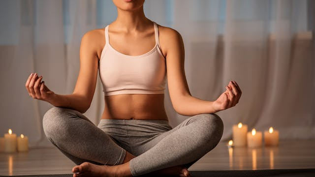 Guided Meditation For Stress Management