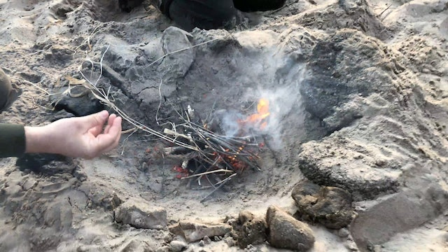 Building a Campfire - Safely