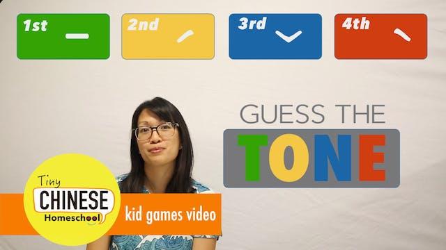 Tone Game 1