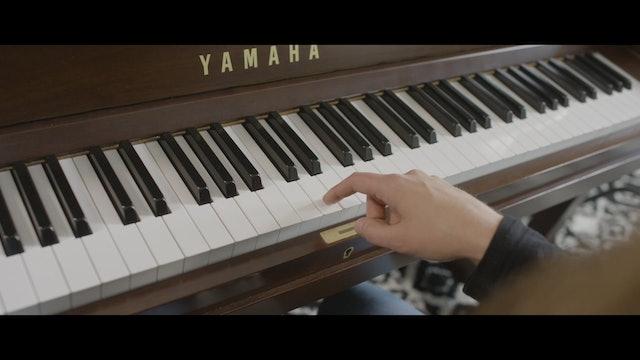 Lesson 4: The White Keys