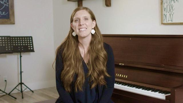 Lesson 1: Meet the teacher & instrument