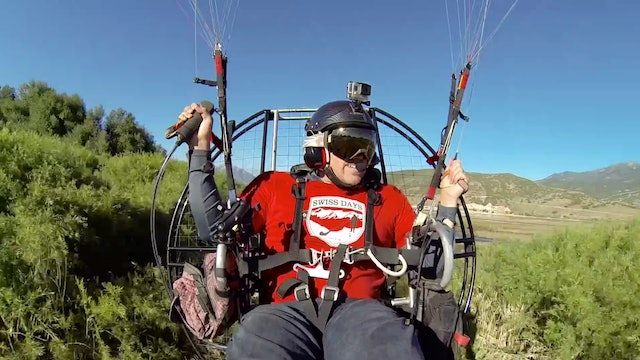 Precision Paramotor Flight