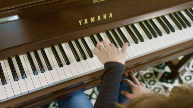 Lesson 3: The Black Keys