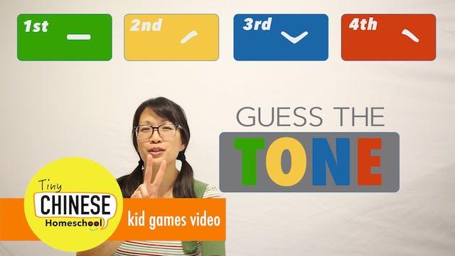 Tone Game 2