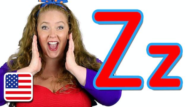 """The Letter Z (US """"Zee"""")"""