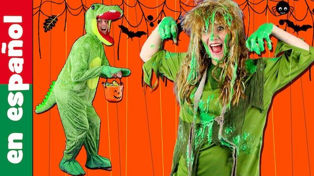 ¡Espeluznante! Canción Infantil de Halloween