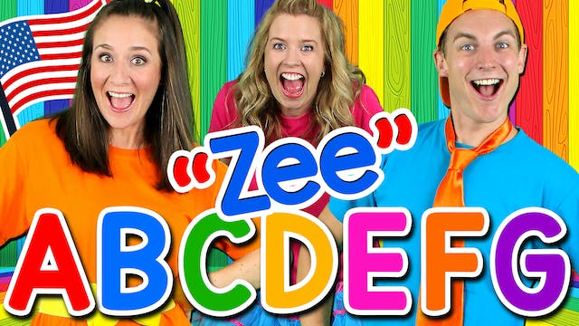 """ABC Song (US """"Zee"""" Version)"""