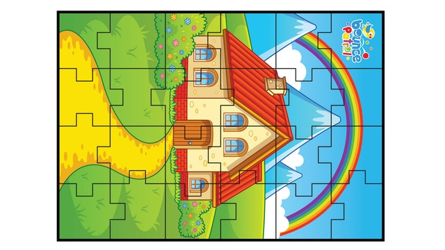 Puzzle - Bounce Patrol