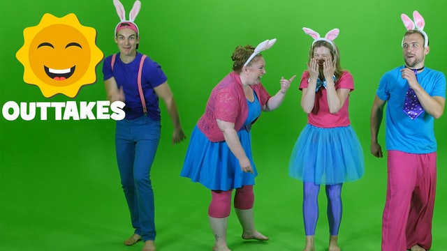 Easter Bunny Bop Outtakes