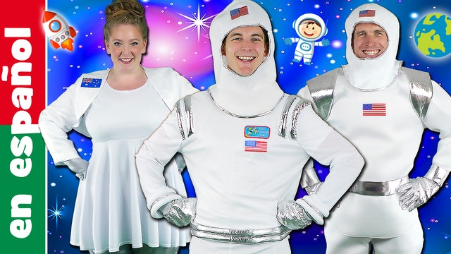 ¡Astronautas! - Aventura Espacial